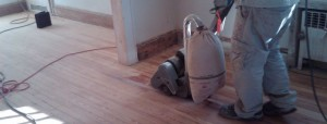 Floor Sanding Bristol - The Process And The Risks